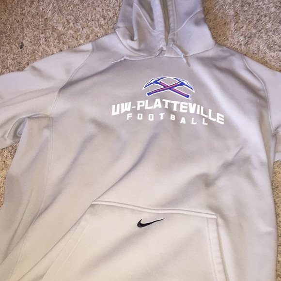 Nike Other - Wisconsin-Platteville jacket